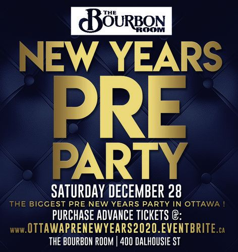 OTTAWA PRE NEW YEARS PARTY @ SHOW NIGHTCLUB | OFFICIAL MEGA PARTY!