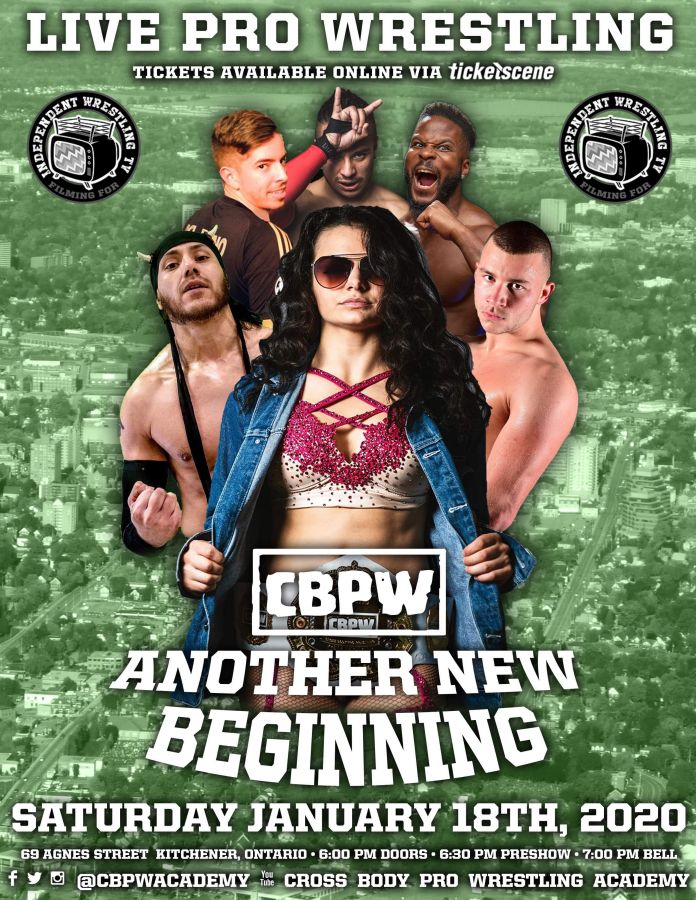 CBPW Presents: Another New Beginning