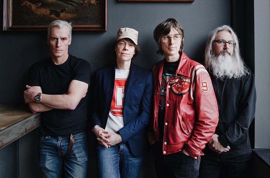 Sloan - Navy Blues Tour