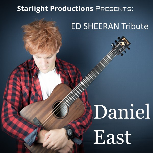 UK's Tribute To Ed Sheeran Presented by: Starlight Productions