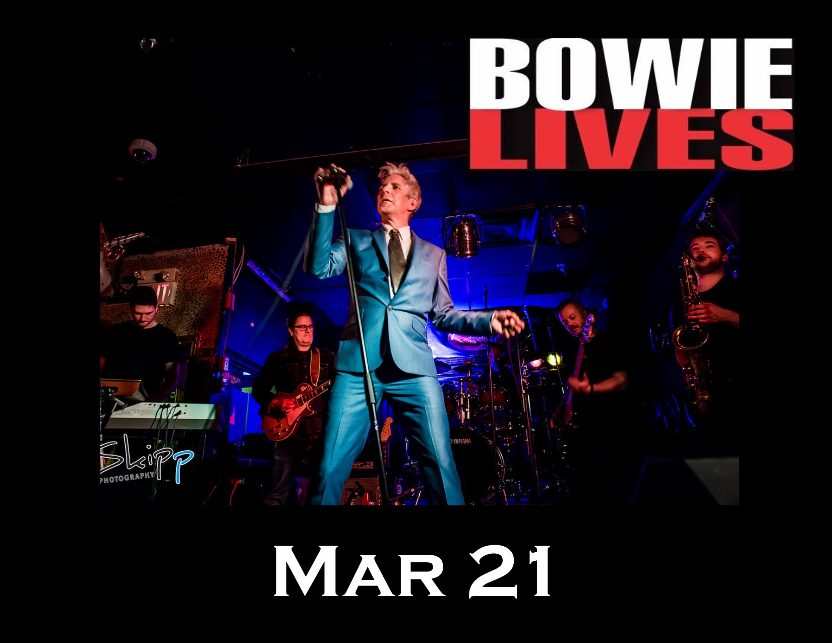 Bowie Lives - The Bowie Experience