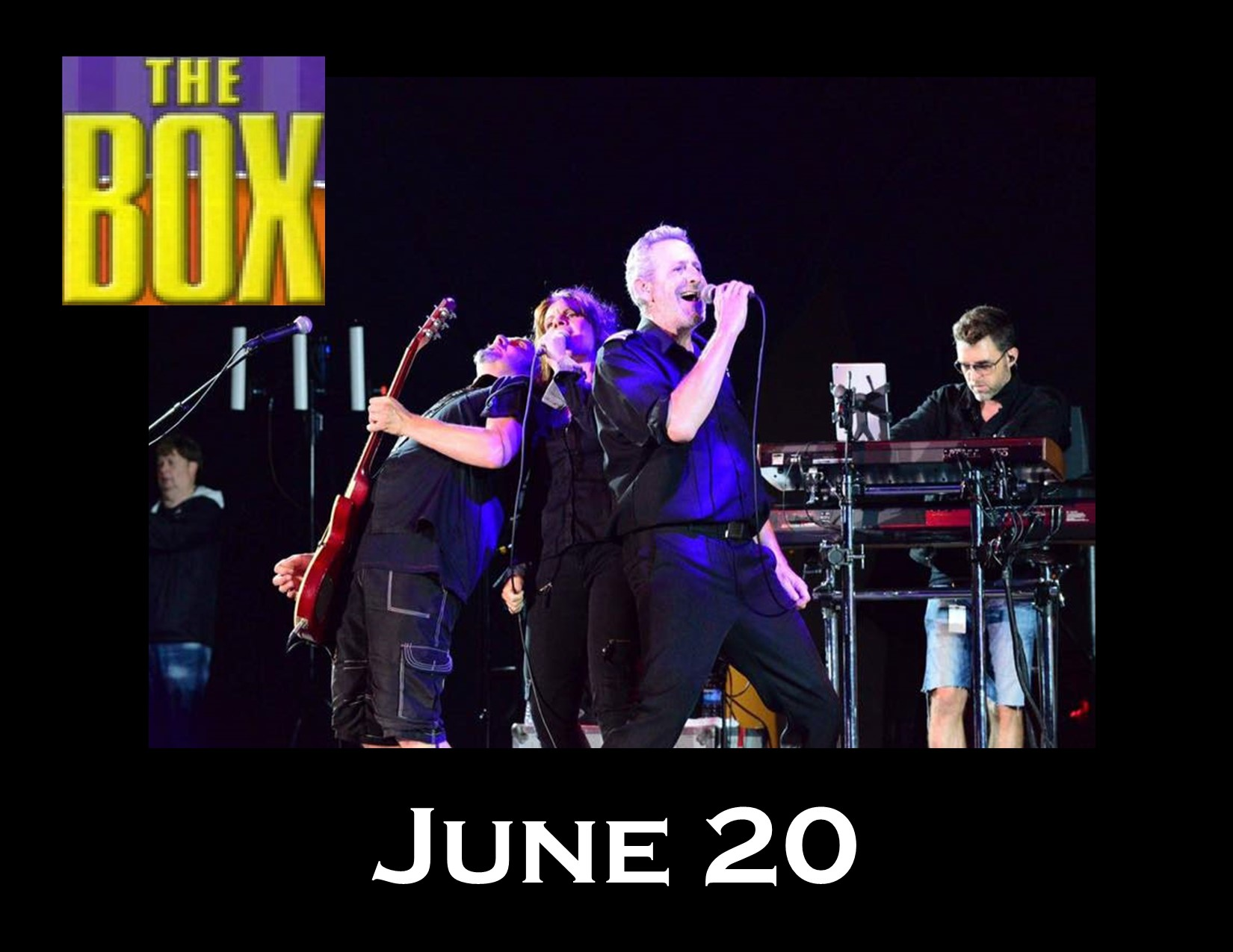 The Box - Canada's Closer Together Tour 2020