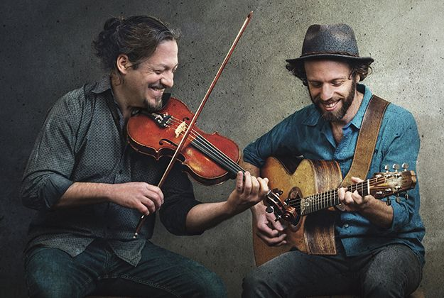 Pierre Schryer & Adam Dobres (presented by Cuckoo's Nest Folk Club)