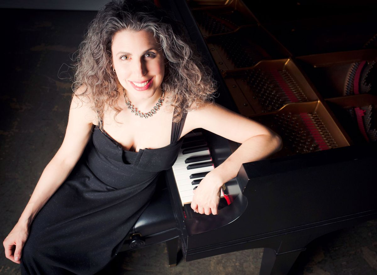 A Major Canadian Pianist in Concert