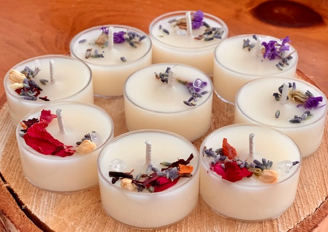 Indigo Presents: Candle Making and Bath Salts