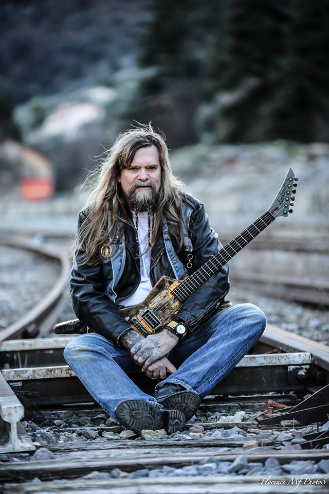 Chris Holmes (legendary guitarist of W.A.S.P.)