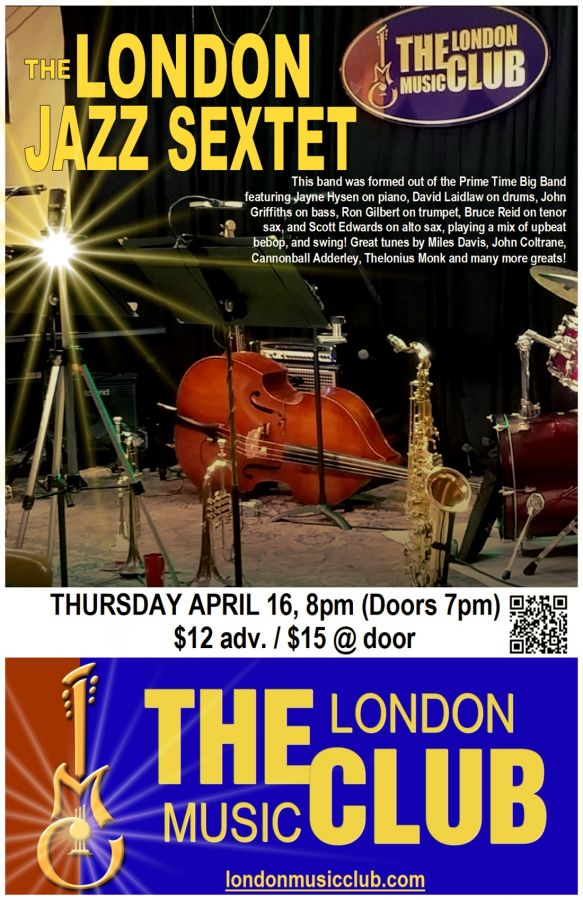 The London Jazz Sextet @ LMC!!!