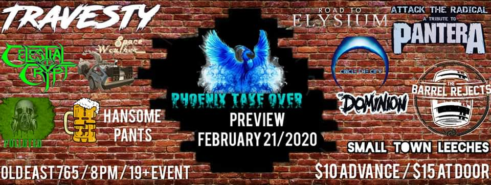 Phoenix Take Over Preview