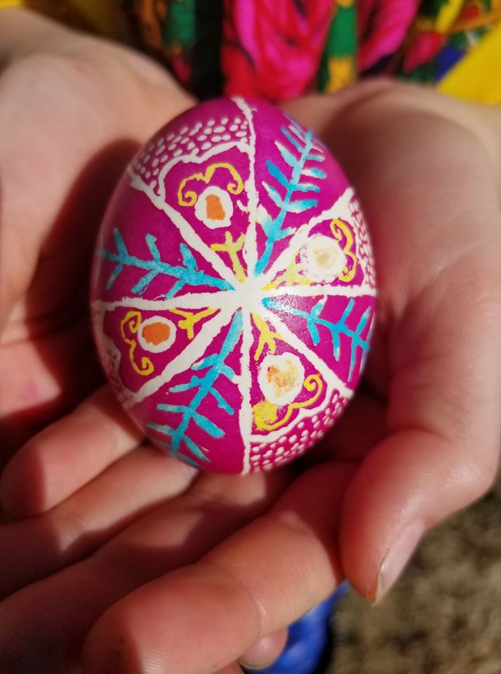 Indigo Presents: Pysanka - Traditional Egg Painting