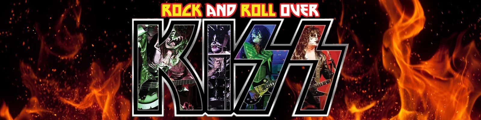 Rock 'n' Roll Over (KISS Tribute Show) - Sudbury