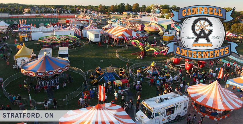 Stratford Fall Fair (Carnival Wristband)