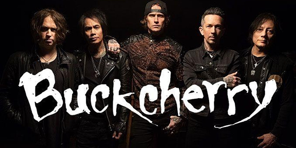 Buckcherry Live In Sault Ste Marie