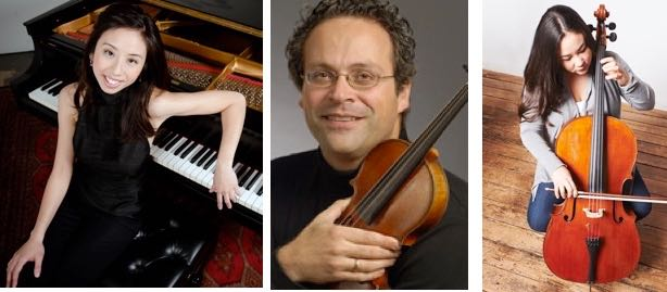 Superstar Canadian Trio in an All Ravel concert