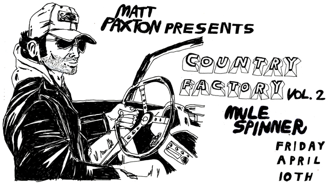 Matt Paxton Presents Country Factory Volume 2