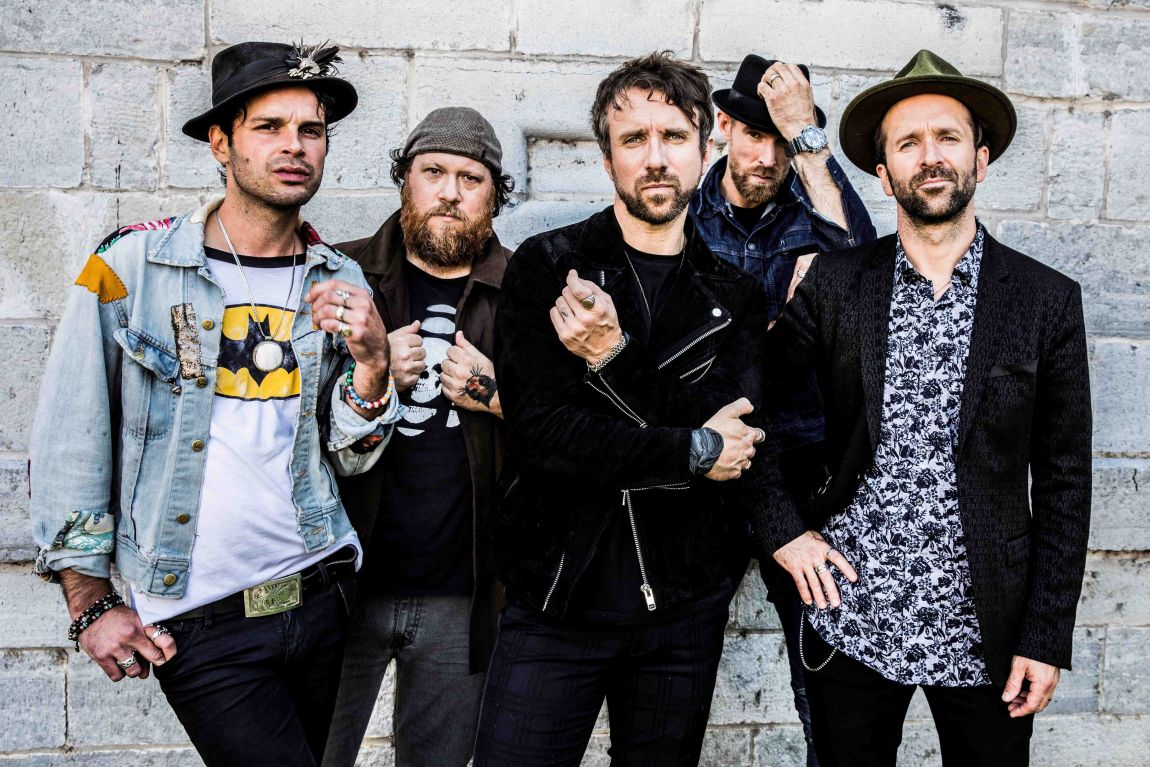LiUNA Block Party (Friday Pass) - Featuring The Trews
