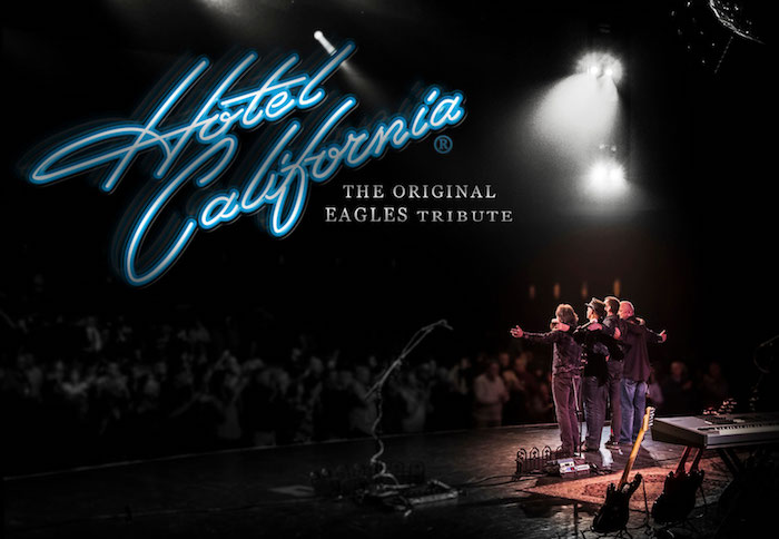 LIVE At Lindsay Drive In Hotel California - The Original Eagles Tribute Band