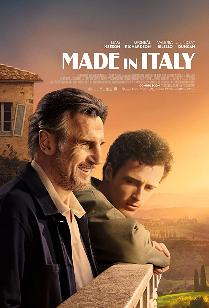 Made in Italy @ O'Brien Theatre in Renfrew