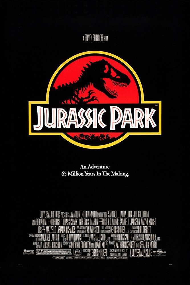 Jurassic Park  @ O'Brien Theatre in Renfrew