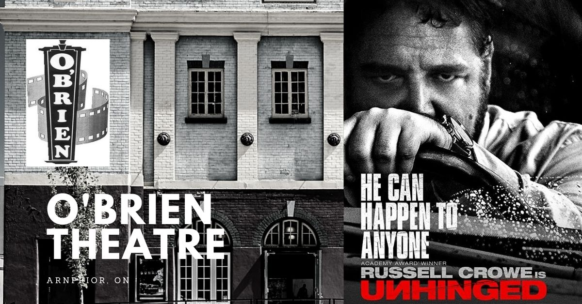 Unhinged @ O'Brien Theatre in Arnprior