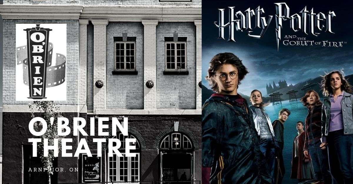 Harry Potter and the Goblet of Fire @ O'Brien Theatre in Arnprior