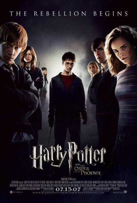 Harry Potter and the Order of Phoenix (Matinee) @ O'Brien Theatre in Arnprior