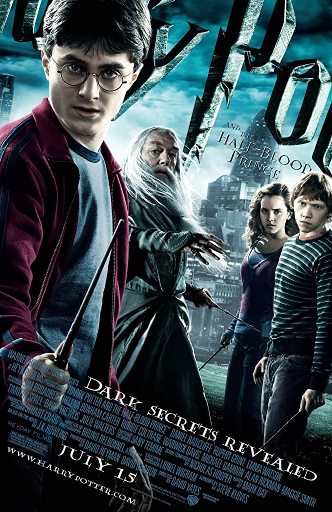 Harry Potter and the Half Blood Prince All Seats just $5 @ O'Brien Theatre in Arnprior