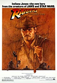 Raiders of the Lost Ark (Matinees 1:30) @ O'Brien Theatre in Renfrew