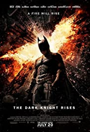 The Dark Knight Rises (2012) [Vintage Movie Price $5 all seats] @ O'Brien Theatre in Arnprior