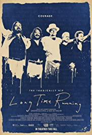 Long Time Running: The Tragically Hip @ O'Brien Theatre in Renfrew