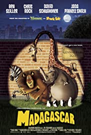 Madagascar (2005) Matinee 1:30PM [Vintage Movie Price $5 all seats] @ O'Brien Theatre in Arnprior