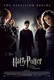 Harry Potter and the Order of the Phoenix (2007)  [Vintige Movie Price $5 all seats] @ O'Brien Theatre in Renfrew