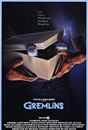 Gremlins (1984)  1:30PM Matinee [Vintige Movie Price $5 all seats] @ O'Brien Theatre in Renfrew