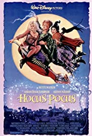 Hocus Pocus (1993)  [Vintige Movie Price $7 all seats] @ O'Brien Theatre in Renfrew