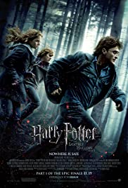 Harry Potter and the Deathly Hallows: Part 1 (2010)  1:30 Matinee [Vintige Movie Price $7 all seats] @ O'Brien Theatre in Renfrew