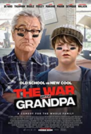 The War with Grandpa (2020)  Tuesday Night @ O'Brien Theatre in Renfrew
