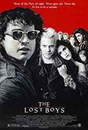 The Lost Boys (1987)  [Vintage Movie Price $7 all seats] @ O'Brien Theatre in Arnprior