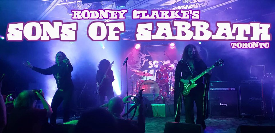 The Black Sabbath tribute show - Ajax
