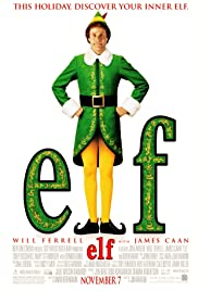 Elf (2003) 1:30PM Matinee  [Vintage Movie Price $7 all seats] @ O'Brien Theatre in Arnprior