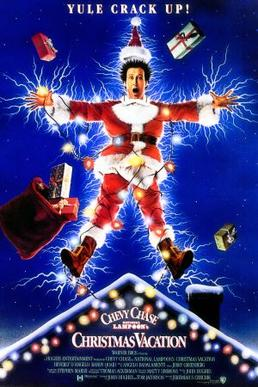 National Lampoon's Christmas Vacation (1989) 1:30 P.M. matinee [Vintage pricing] @ O'Brien Theatre in Renfrew
