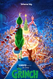 Dr. Seuss' the Grinch (2018) 1:30 Matinee  [Vintage Movie Price $7 all seats] @ O'Brien Theatre in Arnprior