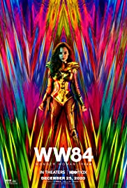 Wonder Woman 1984 (2020) Matinee Special Price @ O'Brien Theatre in Arnprior