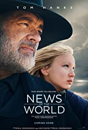News of the World (2020) Matinee Special Price @ O'Brien Theatre in Arnprior