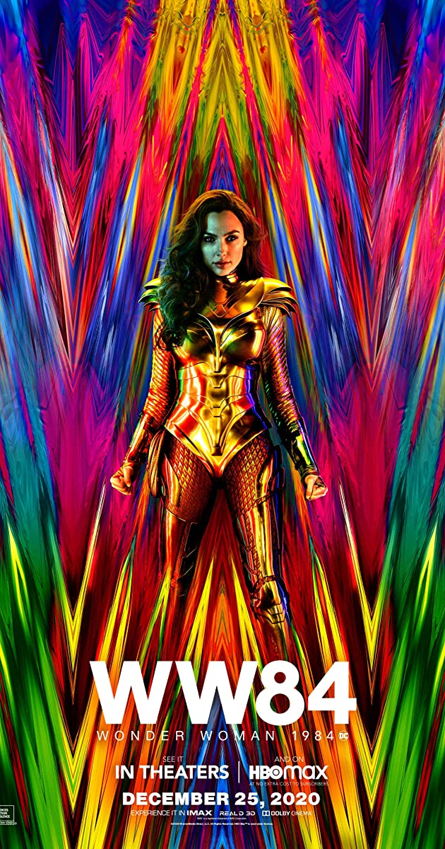 Wonder Woman 1984 (2020) @ O'Brien Theatre in Renfrew