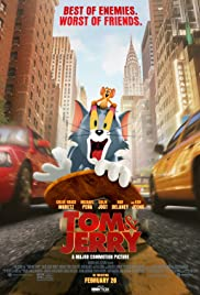 Tom and Jerry (2021) Matinee 1:30PM @ O'Brien Theatre in Arnprior