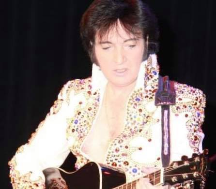 Elvis in Keene! A tribute by Gary Wesley