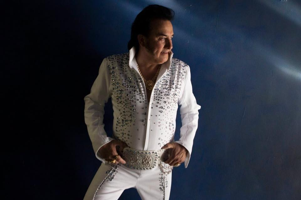 Elvis Gospel Show Tribute in Keene