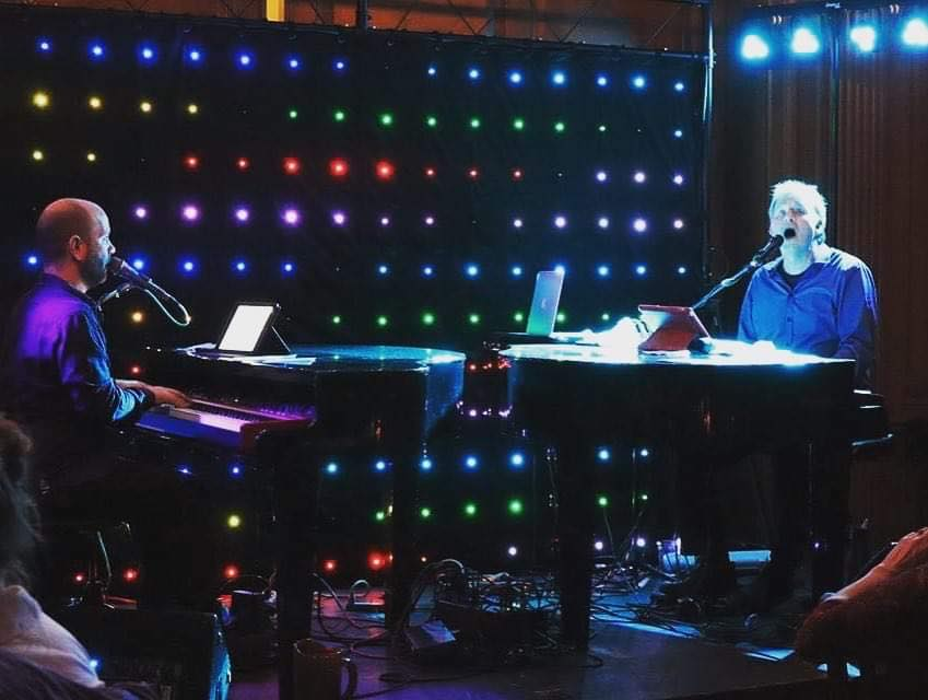 Great Canadian Dueling Pianos