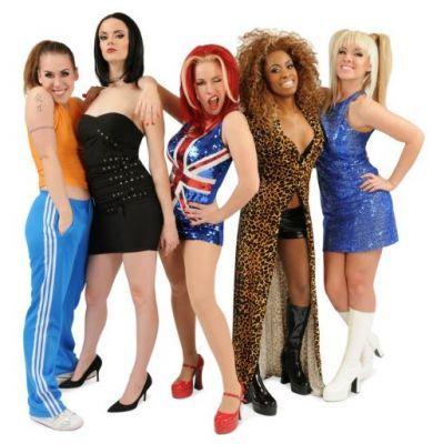 Spice Girls Halloween Costumes