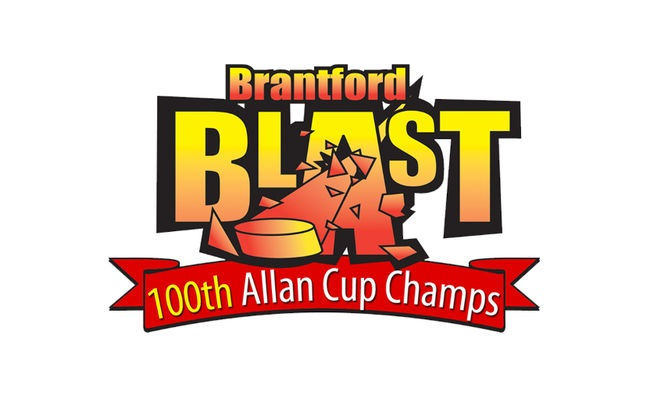 Brantford Blast vs Dundas Real McCoys