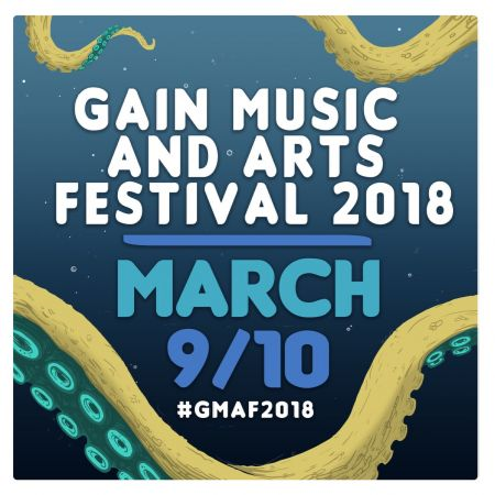 GMAF2018 - MARCH 9 @ 10 WYNDHAM